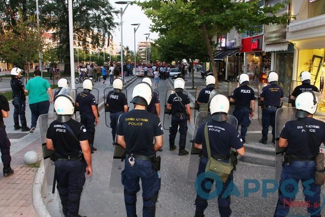 Χωρίς «παρατράγουδα» ολοκληρώθηκαν οι συγκεντρώσεις στο κέντρο της Καλαμάτας (φωτογραφίες & βίντεο)