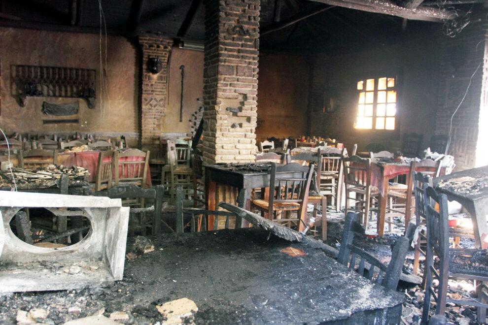 Ταβέρνα Διόνυσος: Φωτιά και θάνατο σκόρπισε μια «τυπική» αλλαγή φιάλης υγραερίου