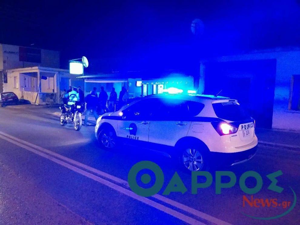 Σοβαρό τροχαίο ατύχημα στην οδό Αθηνών (φωτογραφίες)