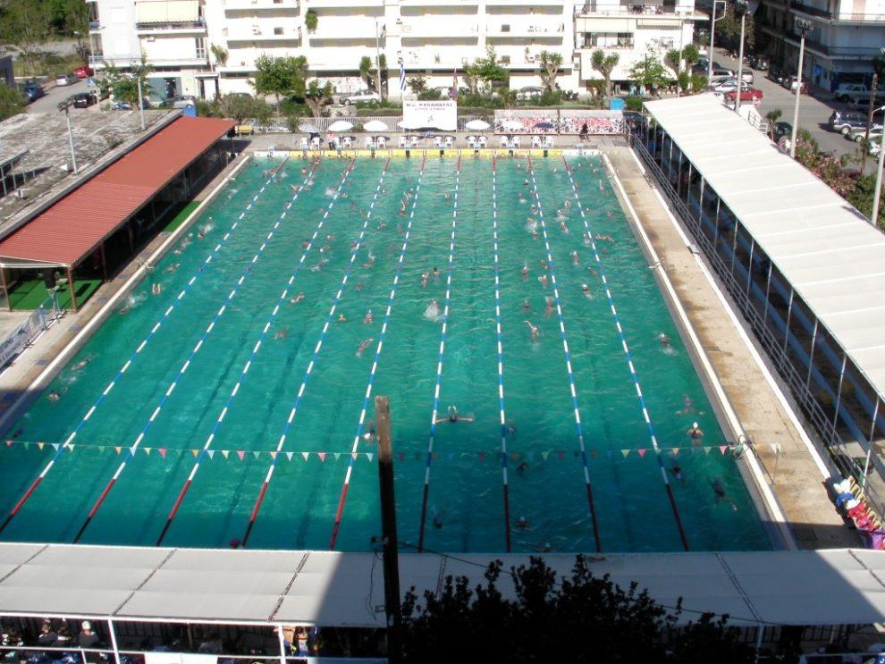 Ανοίγει το κολυμβητήριο Καλαμάτας για τους επίλεκτους Μάριο Χρυσομάλλη, Άρτεμη Πατικοπούλου