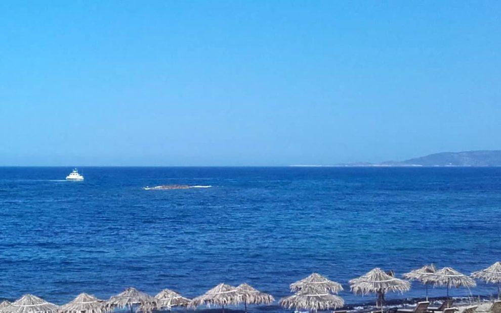 «Λήξις συναγερμού» για τη νάρκη στο Πετροχώρι, ελεύθερη και προσβάσιμη η παραλία