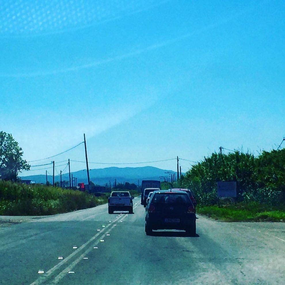 Στο δρόμο προς Μεσσήνη