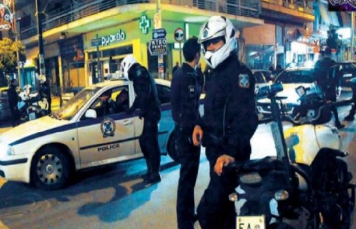 Κοντά στις 800 συλλήψεις  τον Ιούνιο από την Αστυνομία