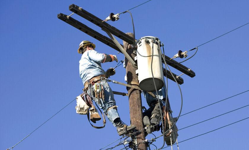 Διακοπή ηλεκτρικού ρεύματος σε περιοχές του Μελιγαλά
