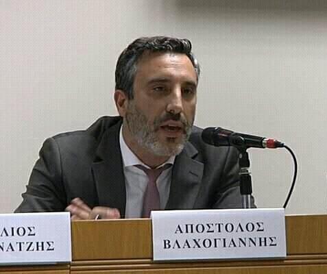 Απ. Βλαχογιάννης:  «Οι ευρωπαϊκοί θεσμοί εμπλέκονται εφεξής όλο και περισσότερο στην οικονομική πολιτική των κρατών μελών»