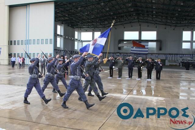 Με Λαμπρότητα γιόρτασε η 120 ΠΕΑ τον προστάτη της Πολεμικής Αεροπορίας Αρχάγγελο Μιχαήλ
