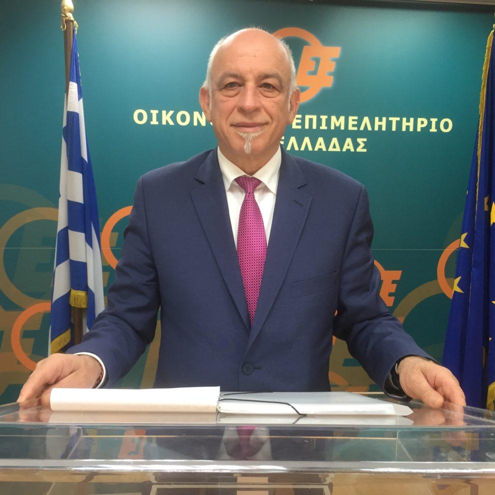 Δεύτερος εκλέχτηκε από την Π.Δ.Σ.Ο.  ο Μεσσήνιος Γιάννης Διονυσόπουλος
