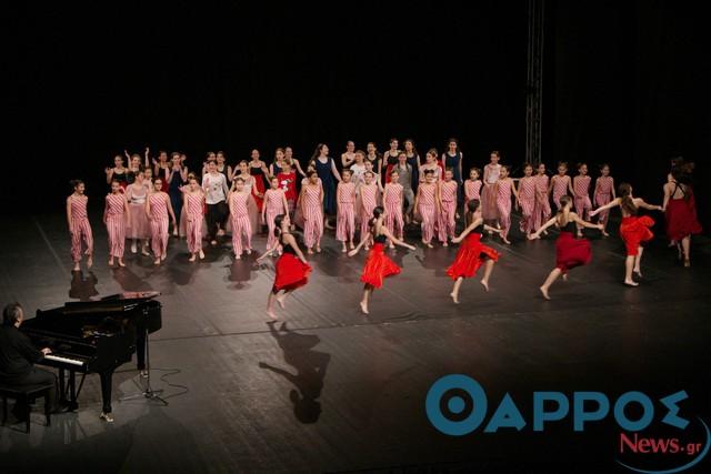 Μέγαρο Χορού: Εικαστικά και χορός χθες, συνέχεια σήμερα με το φιλανθρωπικό γκαλά (φωτογραφίες)