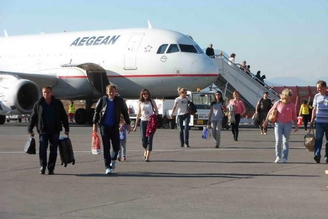20,3% αύξηση  επιβατών κατά το 2019 κατέγραψε το αεροδρόμιο της Καλαμάτας