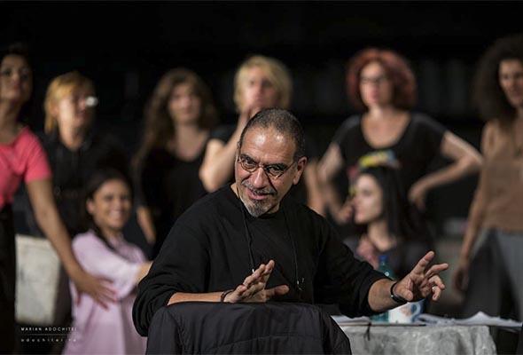 Γιάννης Μαργαρίτης: «Δε θα ικανοποιηθώ παρά μόνο εάν δω έξω από το θέατρο να σχηματίζονται ουρές»