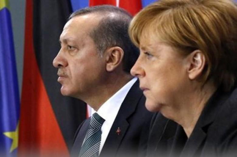 Συνάντηση Ερντογάν – Μέρκελ στην Κωνσταντινούπολη