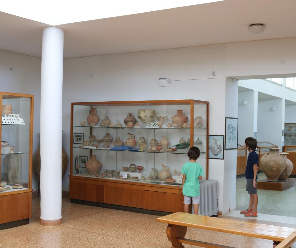 Νέα ευκαιρία για ένταξη του Μουσείου της Χώρας