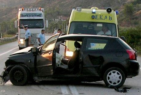 Στην κορυφή της λίστας με τα θανατηφόρα ατυχήματα η Μεσσηνία