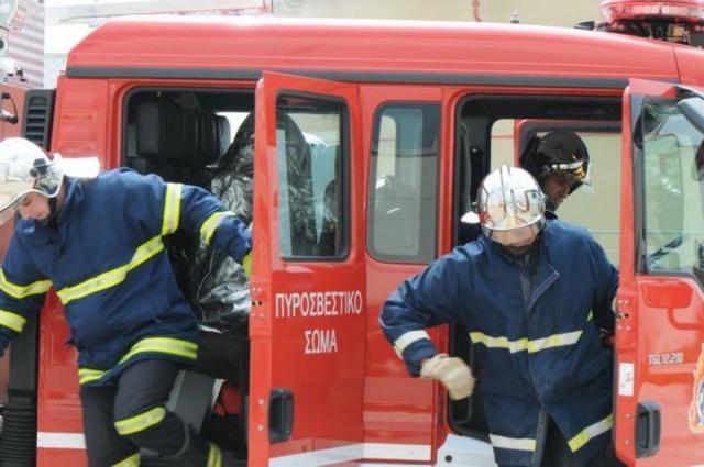 """""""Φωτιά"""" στην Πυροσβεστική μεταξύ Ένωσης – διοικητή για το στέγαστρο στο Μελιγαλά"""
