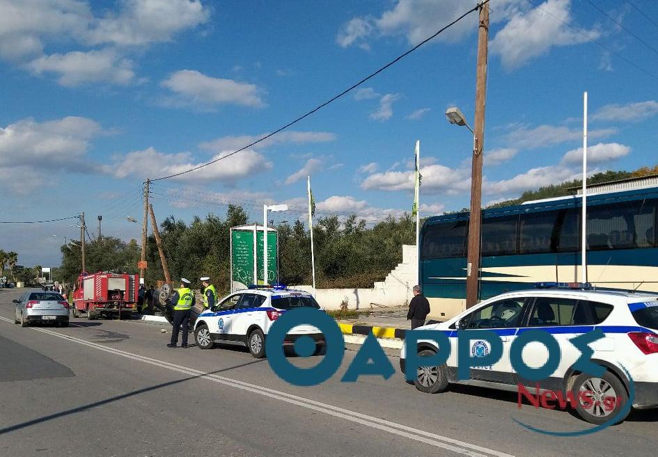 Νεκρός ο 15χρονος μαθητής που παρασύρθηκε από αυτοκίνητο στο ύψος της Αιθαίας!