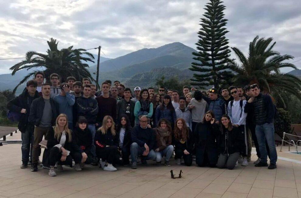 Σχολικός τουρισμός από την Ιταλία στην Τριφυλία έπειτα από μεθοδικές προσπάθειες