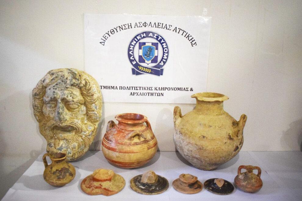 «Πάρτι» αρχαιοκαπήλων στη Μεσσηνία με 3 ακόμα συλλήψεις σε νέα υπόθεση