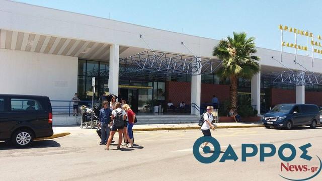 Αίτημα για σύνδεση του αεροδρόμιου Καλαμάτας μέσω ΚΤΕΛ με την Τριφυλία
