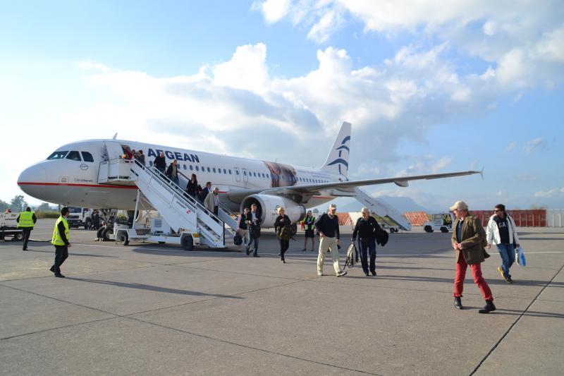 Πλούσιο αλλά αμφίβολο ακόμα το φετινό  πρόγραμμα πτήσεων από την Καλαμάτα