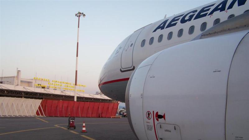 Καλαμάτα: Ακυρώνει όλες τις πτήσεις εξωτερικού η Aegean