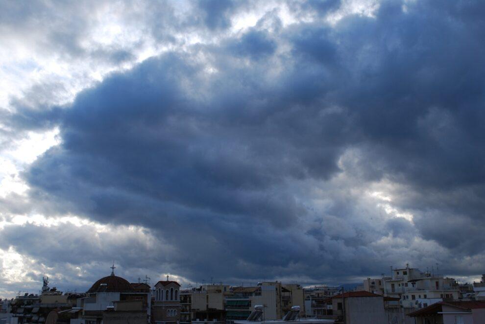 Ο καιρός αύριο Τετάρτη στην Καλαμάτα