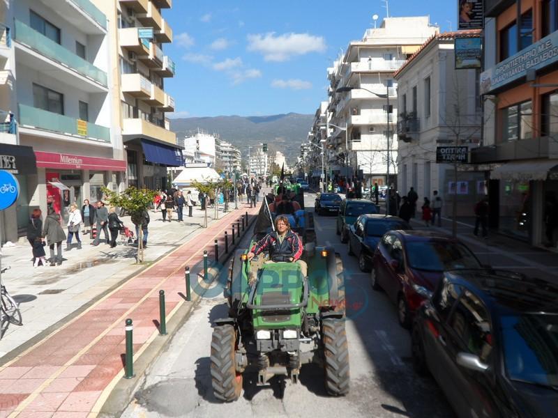 Όλοι οι αγρότες – κτηνοτρόφοι στο συλλαλητήριο της 9ης Ιουλίου στην Καλαμάτα