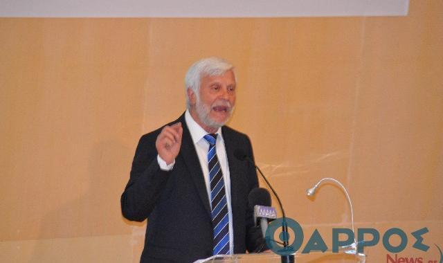 Π. Τατούλης: «Ηθικός και φυσικός αυτουργός για το κατάντημα του Περιφερειακού Συμβουλίου ο κ. Νίκας»