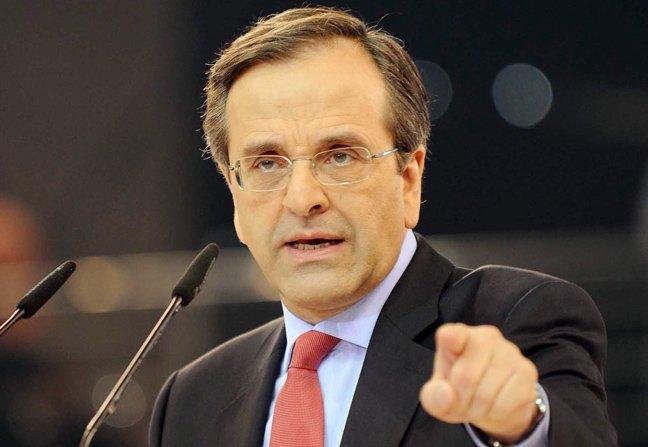 Αντώνης Σαμαράς: Σήμερα δικαιώνεται και η Δημοκρατία και οι εθνικές και ευρωπαϊκές αξίες μας