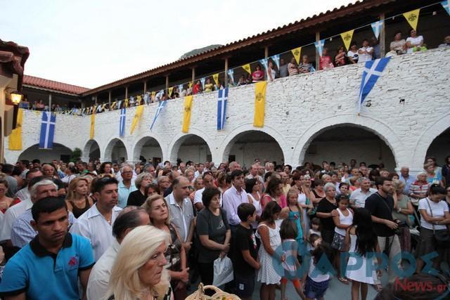 Κυκλοφοριακές ρυθμίσεις για σήμερα και αύριο στην Ιερά Μονή Βουλκάνου
