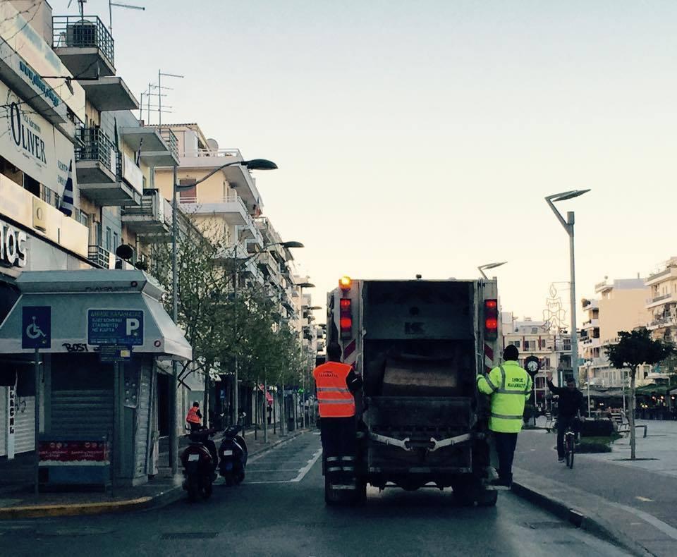 Νέα χρηματοδότηση για αγορά απορριμματοφόρου  εξασφάλισε ο Δήμος Πύλου-Νέστορος