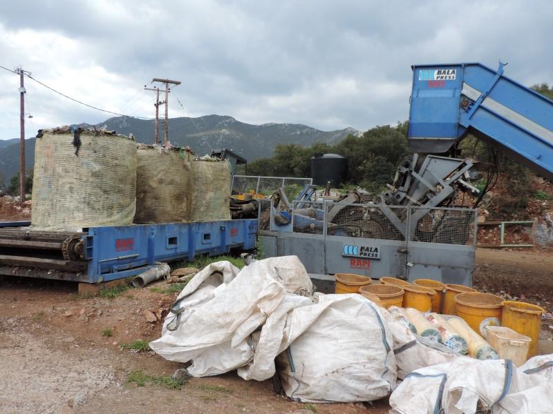 Διαχείριση Απορριμμάτων Πελοποννήσου: Νέα αποκάλυψη παρανομιών!