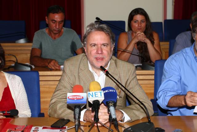 Γ. Κατρούγκαλος: Σκανδαλώδης συμφωνία ύψους 1,2 δισ. για το εκπαιδευτικό πρόγραμμα στην Καλαμάτα
