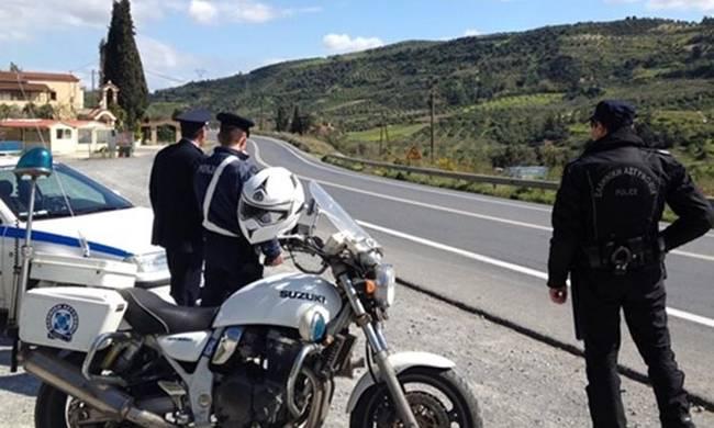 Η δραστηριότητα του Δεκεμβρίου στην Αστυνομική διεύθυνση Πελοποννήσου