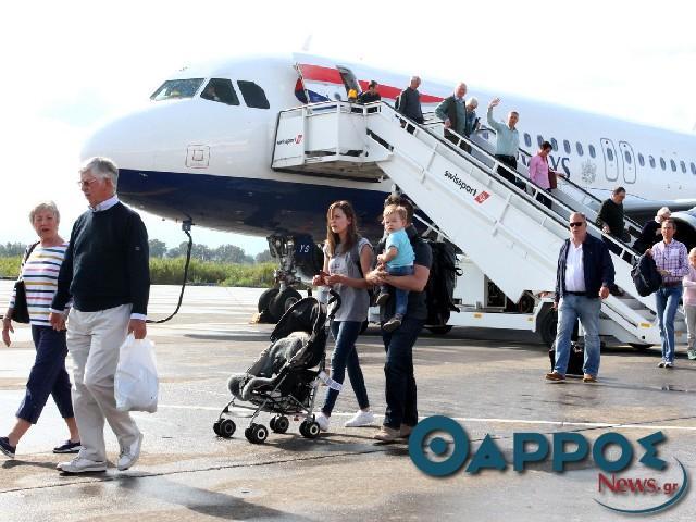 Μείωση κίνησης στα αεροδρόμια  της χώρας για 8ο συνεχόμενο μήνα