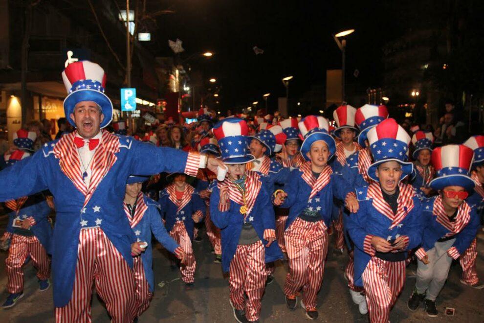 Ξεκίνησαν οι προετοιμασίες για το 9ο Καλαματιανό Καρναβάλι