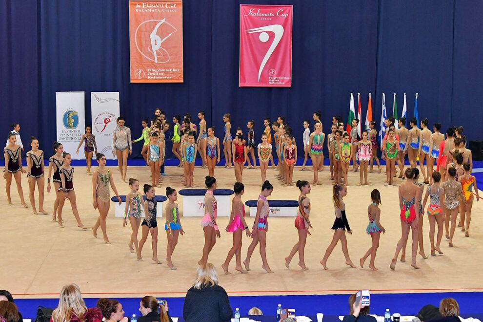 Διεθνές Κύπελλο ρυθμικής: Πλούσιο 3ήμερο και φέτος, βλέψεις για αναβάθμιση του χρόνου αν δοθεί το Μέγαρο Χορού!