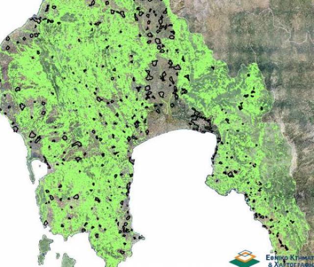 Το Υπ. Περιβάλλοντος για τους δασικούς χάρτες σε ερώτηση του Ι. Λαμπρόπουλου