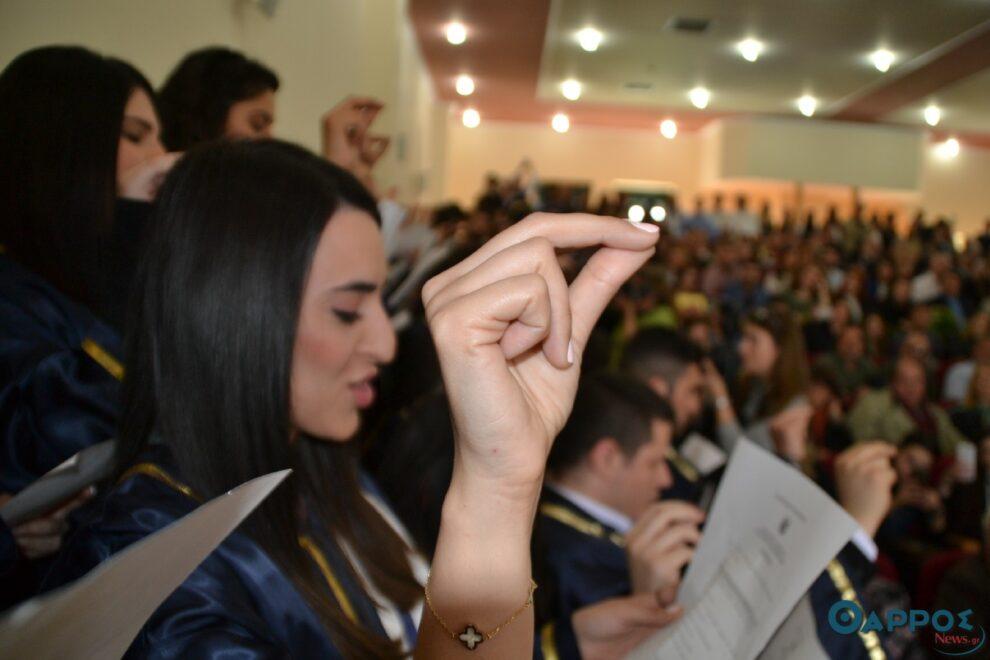 Πανελλαδικές 2020: 1610 φοιτητές στα Πανεπιστημιακά Τμήματα της Καλαμάτας