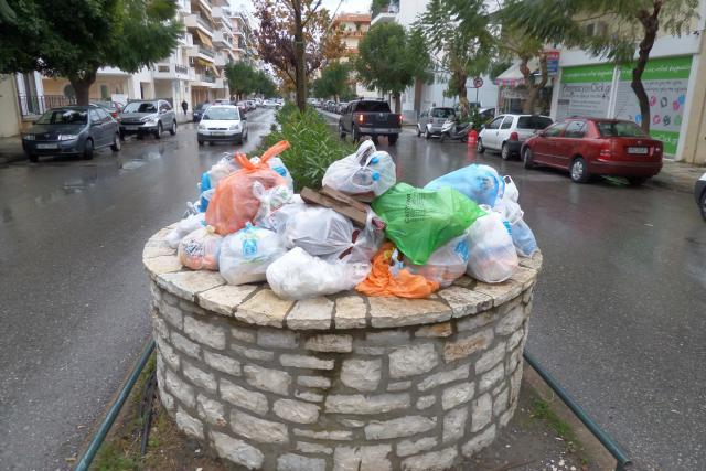 Αισιόδοξη δηλώνει η Δημοτική Αρχή Καλαμάτας για τη διαχείριση των απορριμμάτων