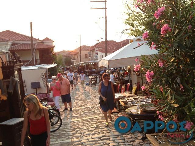 Ματαίωση για φέτος του Παζαριού Αντικών στην Άνω Πόλη Κυπαρισσίας