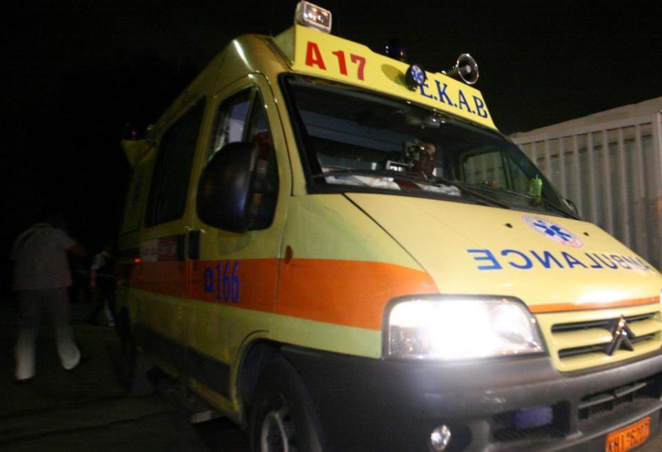 Σοβαρό τροχαίο ατύχημα στην παλαιά ε.ο. Καλαμάτας – Αθηνών