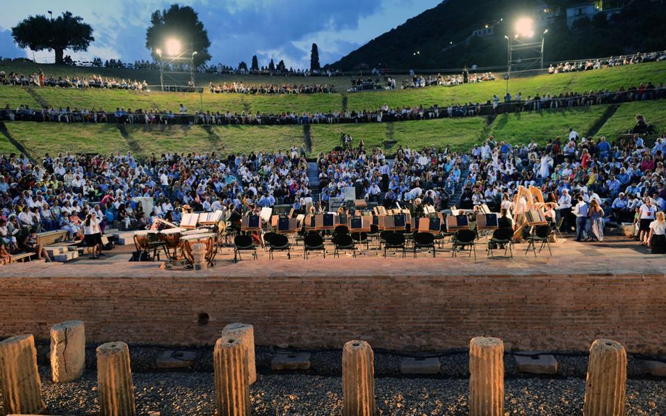 Αρχαία Μεσσήνη: Αναβάλλεται η σημερινή συναυλία της Εθνικής Λυρικής Σκηνής