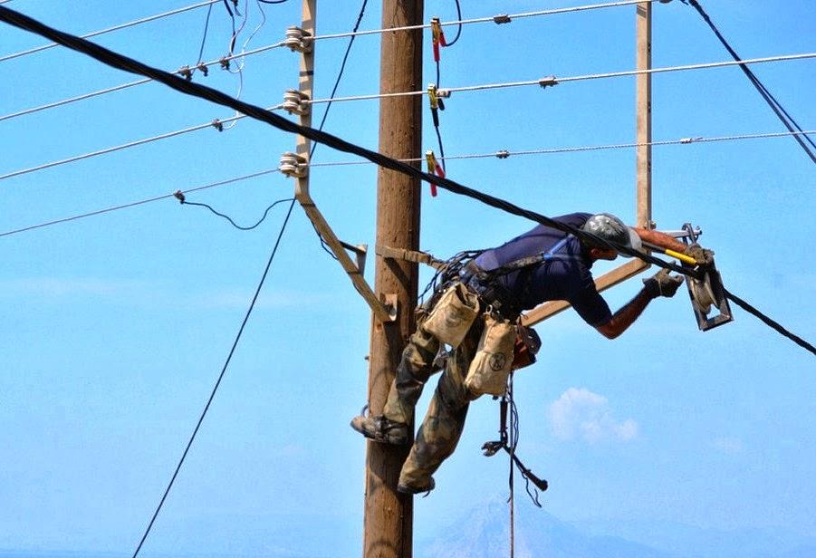 Πολύωρες διακοπές  ρεύματος τις επόμενες μέρες σε Τριφυλία & Πυλία