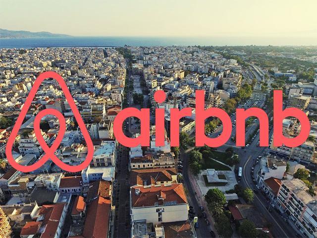 Στην Πελοπόννησο είναι κατά 66% περισσότερες των ξενοδοχείων οι κλίνες των Airbnb