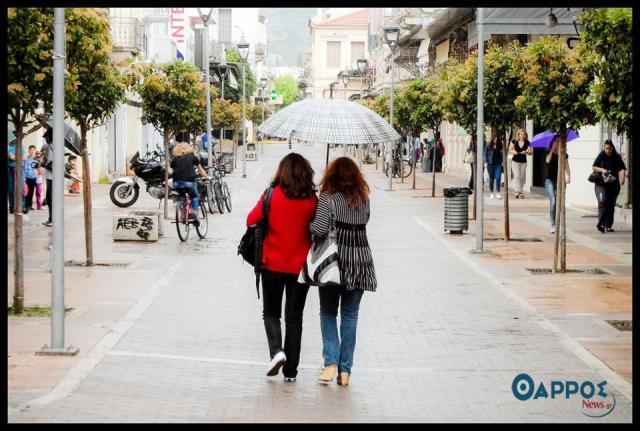 Καλαμάτα: Η χειρότερη χρονιά από το  2008 σε ποσότητα βροχής…