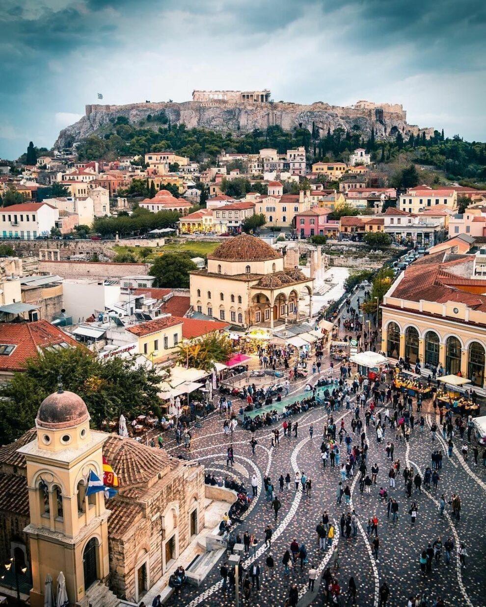 Δεύτερος προορισμός στην Ευρώπη η Αθήνα για το 2020