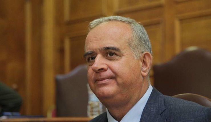 Επικοινωνία Λαμπρόπουλου με πρόεδρο ΕΛΓΑ για αναγγελία ζημιών από τον καύσωνα