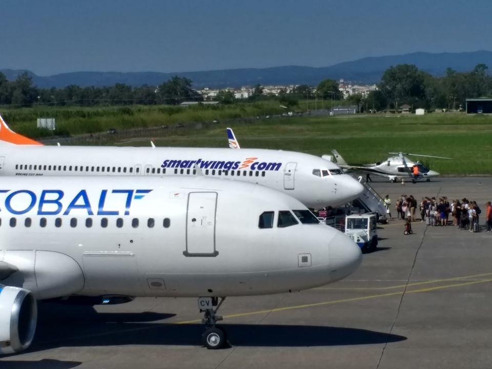 Μεγάλη η ανάγκη για αύξηση του χώρου στάθμευσης αεροσκαφών στο αεροδρόμιο της Καλαμάτας
