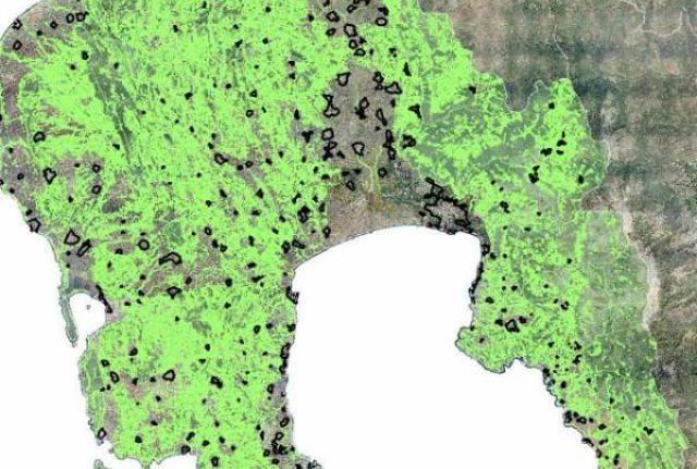 Αγανακτισμένοι οι Mανιάτες ζητούν λύση για τους δασικούς χάρτες