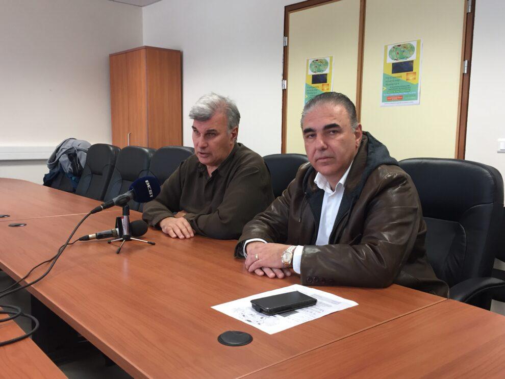 Συνεχίστηκαν και χθες οι διαλέξεις στο Εργατικό  Κέντρο για την κλιματική αλλαγή στη Μεσσηνία